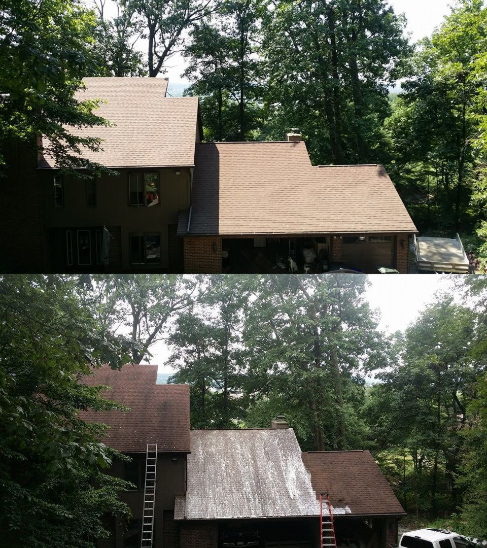 Roof Cleaning York PA